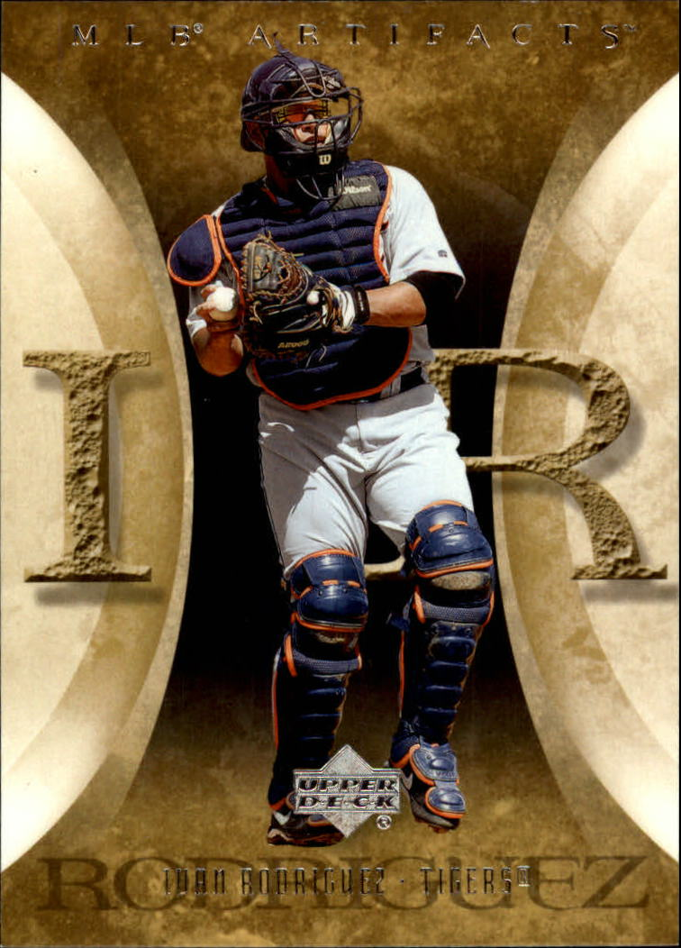 2005 Artifacts #39 Ivan Rodriguez