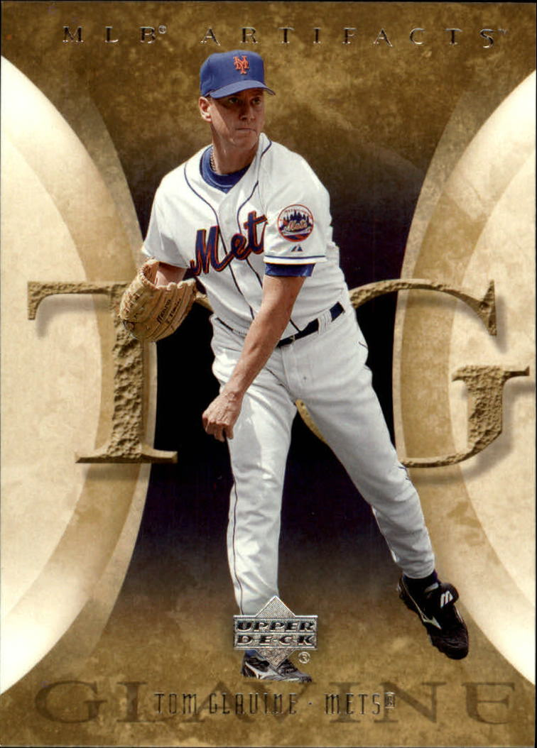 2005 Artifacts #94 Tom Glavine