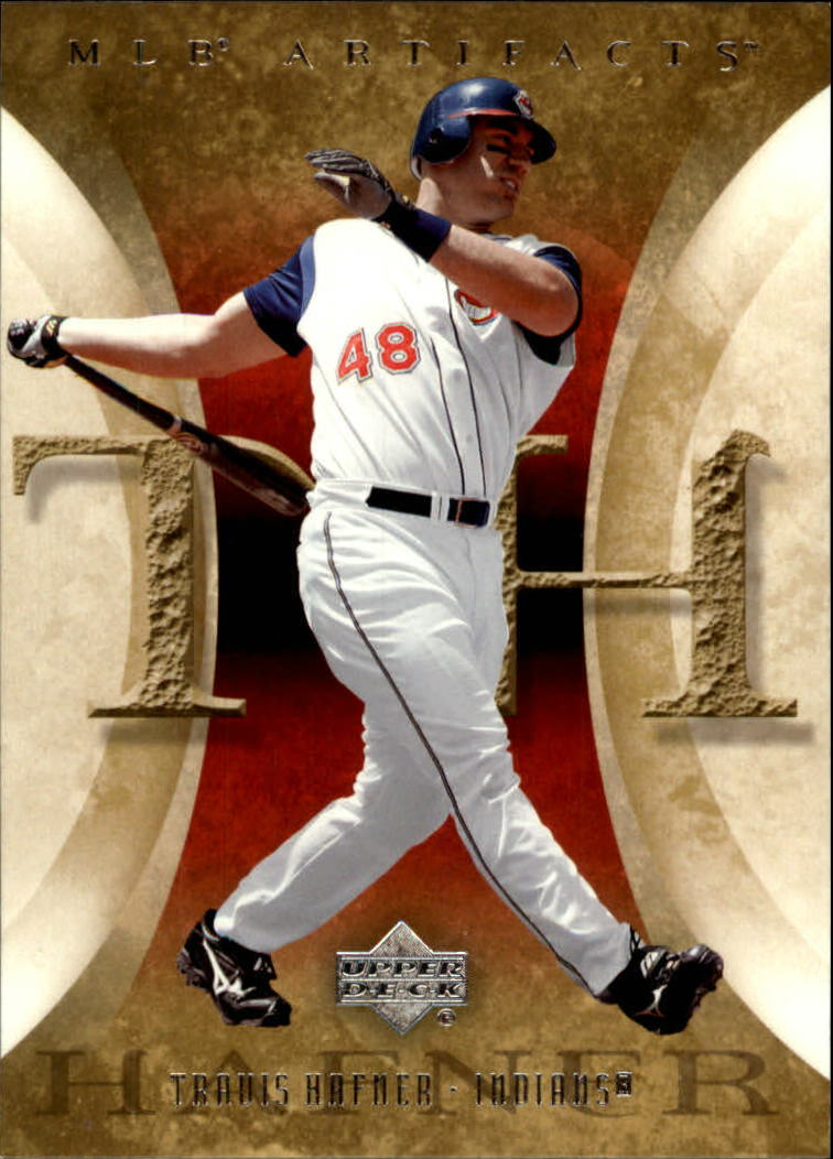 2005 Artifacts #96 Travis Hafner