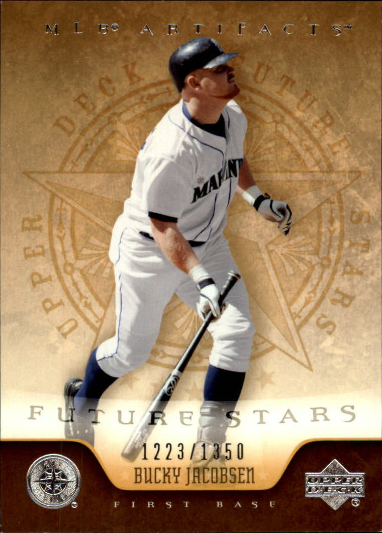 2005 Artifacts #110 Bucky Jacobsen FS