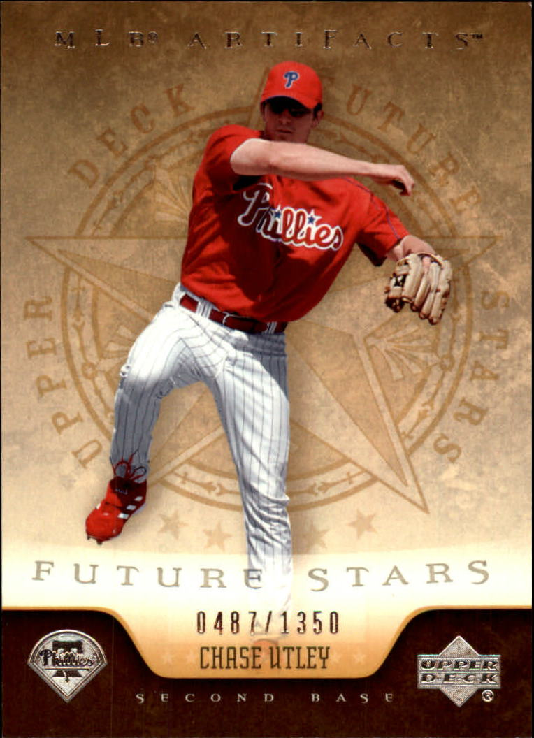 2005 Artifacts #113 Chase Utley FS