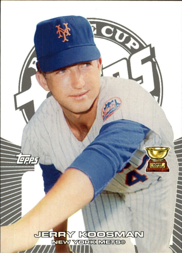 2005 Topps Rookie Cup #20 Jerry Koosman