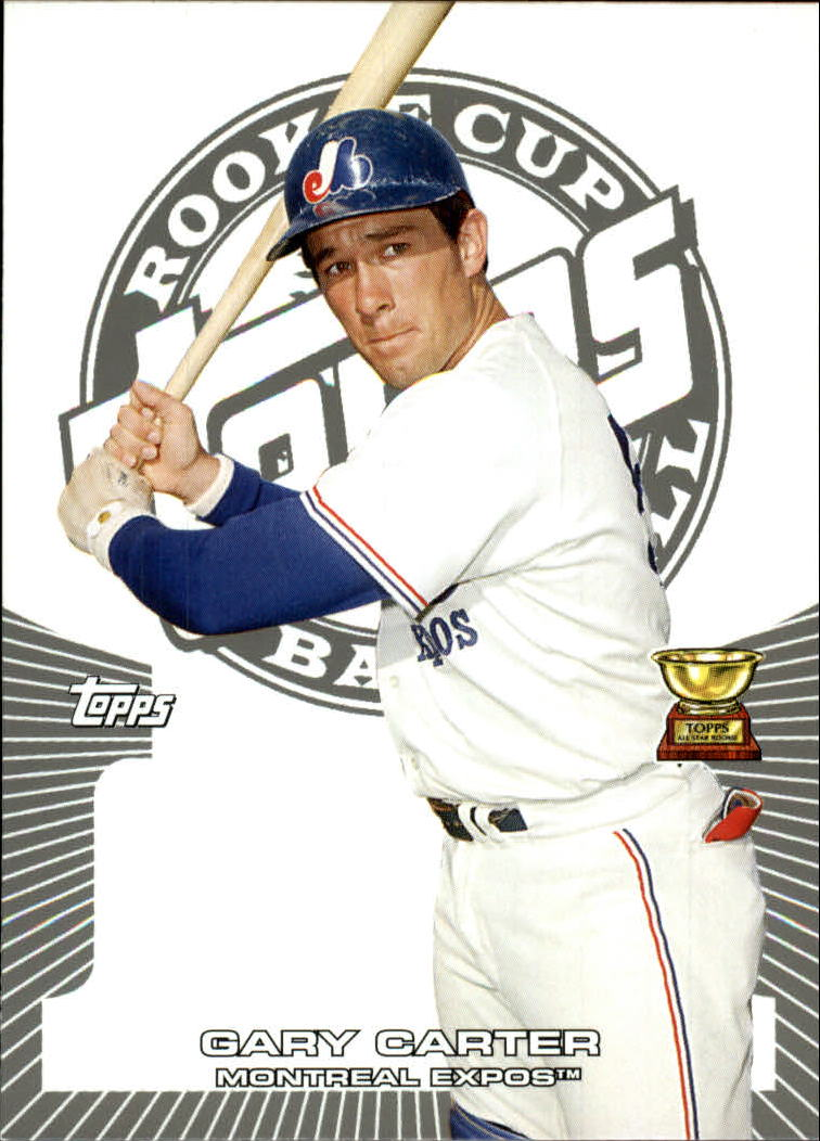 2005 Topps Rookie Cup #35 Gary Carter