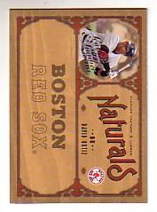 2005 Leather and Lumber Naturals #8 David Ortiz