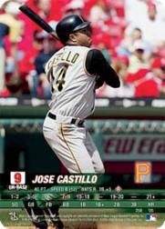 2005 MLB Showdown #258 Jose Castillo