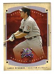 2005 National Pastime #31 Lance Berkman
