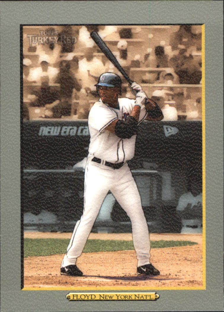 2005 Topps Turkey Red #4 Cliff Floyd