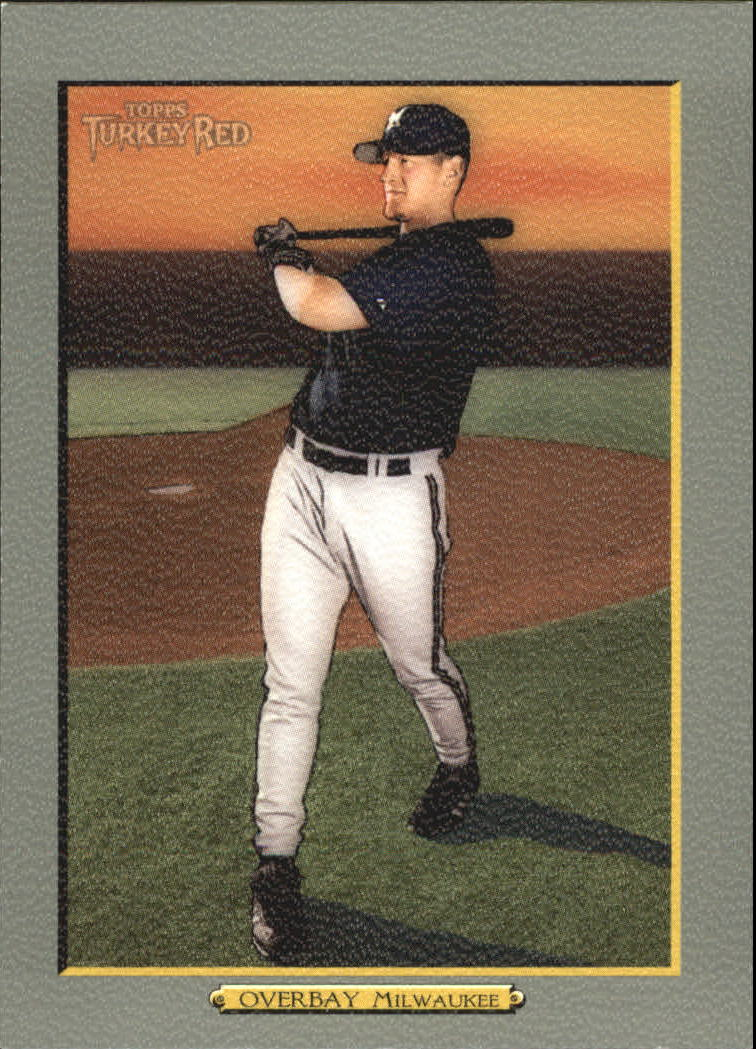 2005 Topps Turkey Red #12 Lyle Overbay
