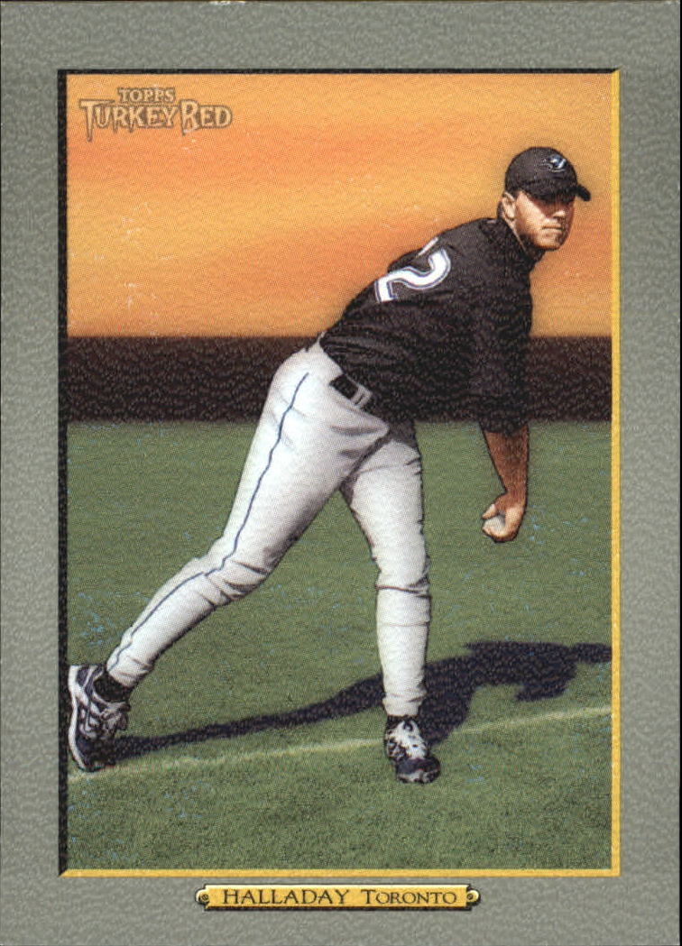 2005 Topps Turkey Red #32 Roy Halladay front image