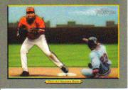 2005 Topps Turkey Red #43 Out At Second M.Tejada CL