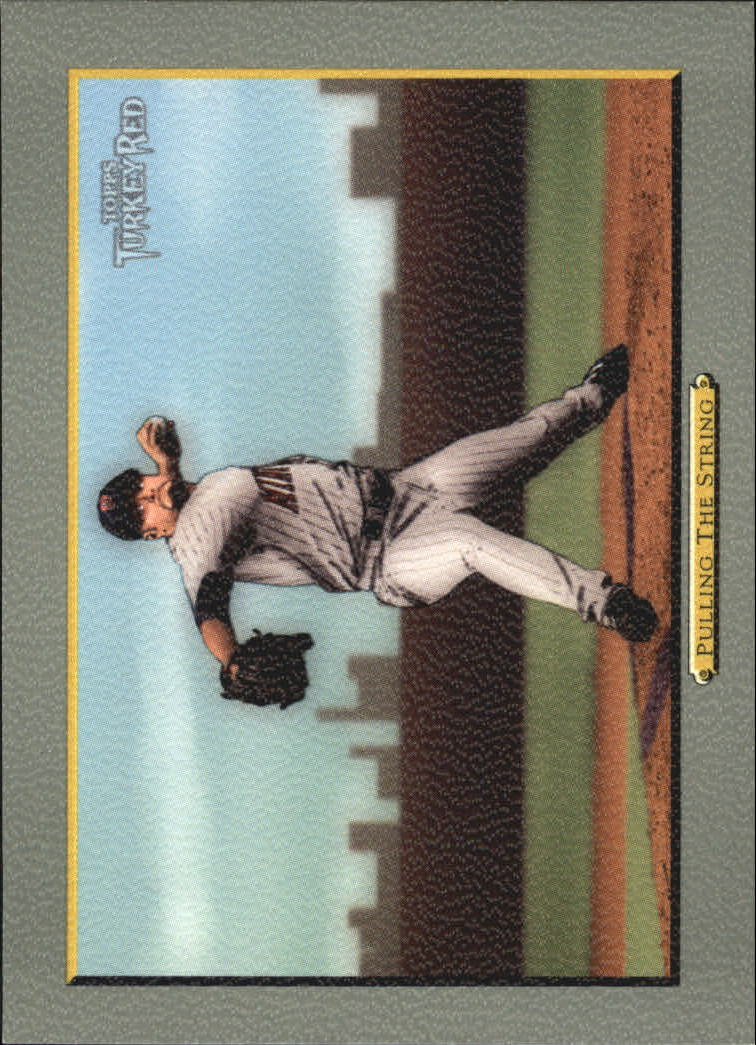 2005 Topps Turkey Red #52 Pulling String J.Santana CL