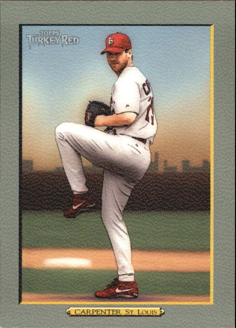 2005 Topps Turkey Red #54 Chris Carpenter