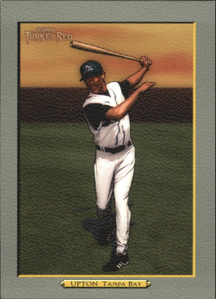 2005 Topps Turkey Red #74 B.J. Upton