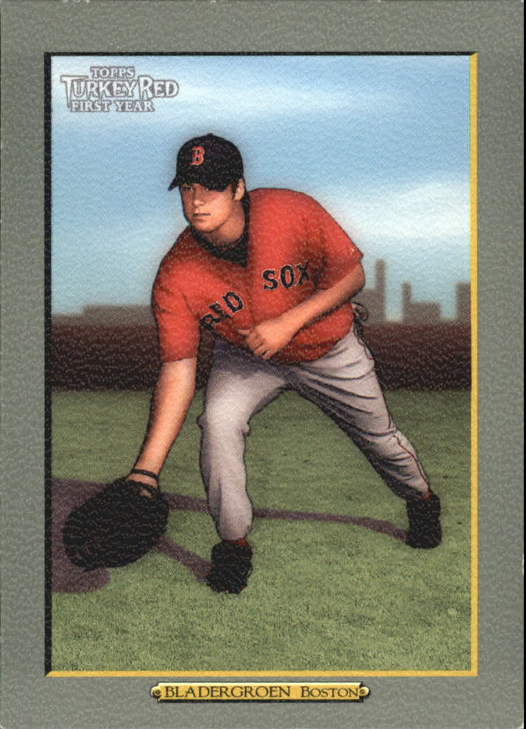 2005 Topps Turkey Red #292 Ian Bladergroen RC