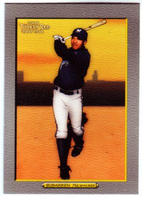 2005 Topps Turkey Red #294 Hernan Iribarren RC