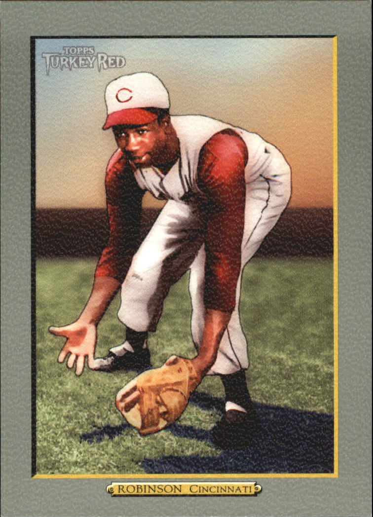 2005 Topps Turkey Red #307 Frank Robinson RET