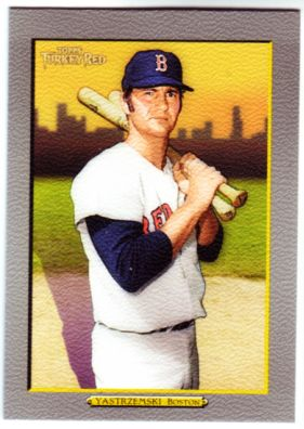 2005 Topps Turkey Red #311 Carl Yastrzemski RET
