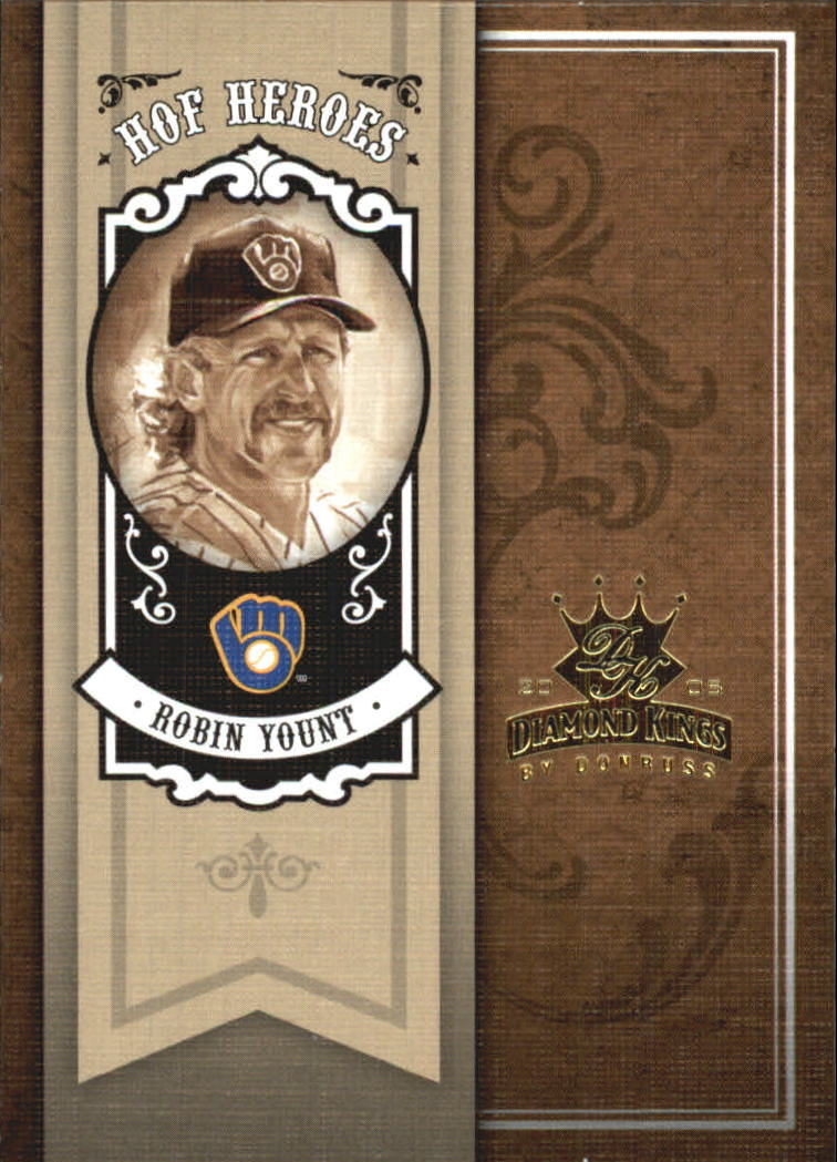 2005 Diamond Kings HOF Heroes #85 Willie Mays