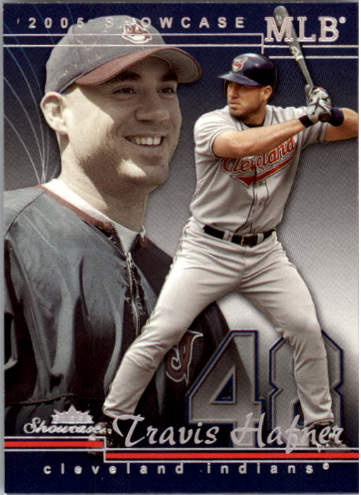 2005 Fleer Showcase #15 Travis Hafner