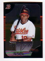 2005 Bowman Chrome #3 Miguel Tejada