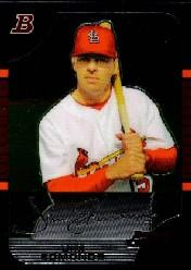 2005 Bowman Chrome #14 Jim Edmonds
