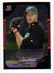 2005 Bowman Chrome #31 Roy Halladay