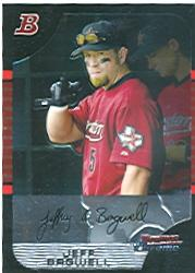 2005 Bowman Chrome #47 Jeff Bagwell