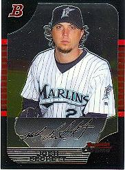 2005 Bowman Chrome #76 Josh Beckett