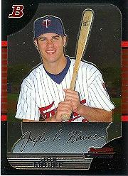 2005 Bowman Chrome #81 Joe Mauer front image