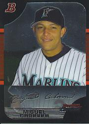 2005 Bowman Chrome #90 Miguel Cabrera