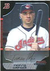 2005 Bowman Chrome #99 Travis Hafner