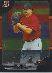 2005 Bowman Chrome #110 Roger Clemens