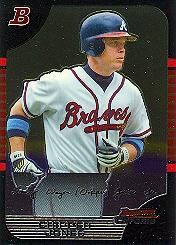 2005 Bowman Chrome #113 Chipper Jones