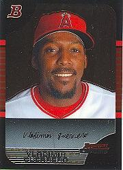2005 Bowman Chrome #120 Vladimir Guerrero