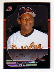 2005 Bowman Chrome #135 Sammy Sosa