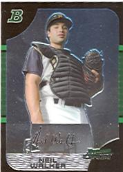 2005 Bowman Chrome #146 Neil Walker