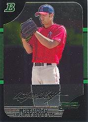 2005 Bowman Chrome #155 Anthony Whittington