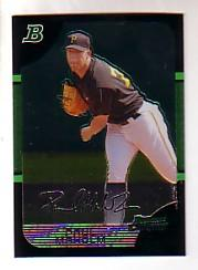 2005 Bowman Chrome #163 Paul Maholm