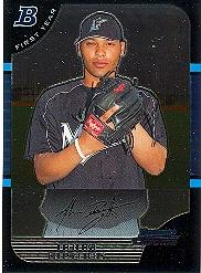 2005 Bowman Chrome #172 Adam Bostick RC