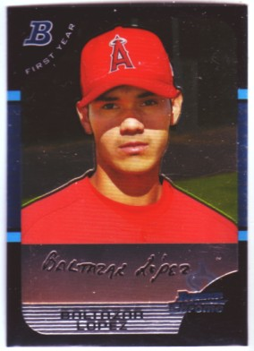 2005 Bowman Chrome #223 Baltazar Lopez RC