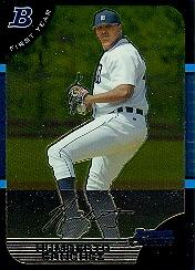 2005 Bowman Chrome #228 Humberto Sanchez RC