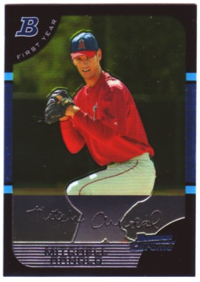 2005 Bowman Chrome #307 Mitchell Arnold RC