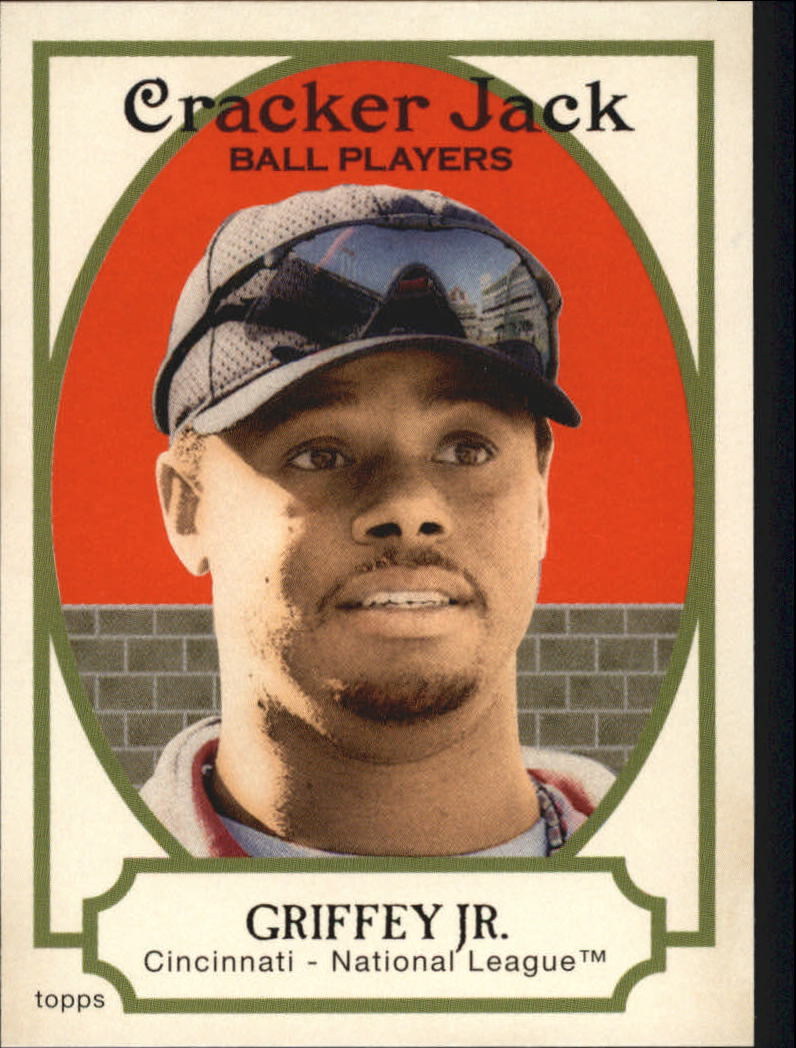 2005 Topps Cracker Jack #5 Ken Griffey Jr.