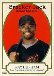 2005 Topps Cracker Jack #42 Ray Durham