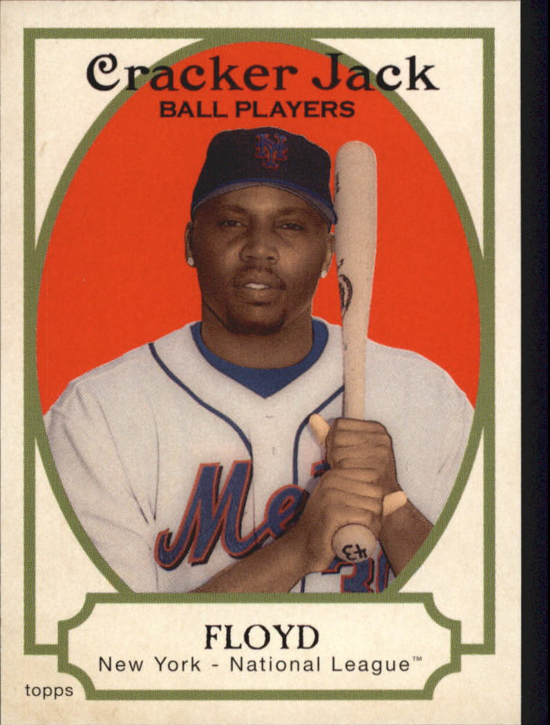 2005 Topps Cracker Jack #103 Cliff Floyd