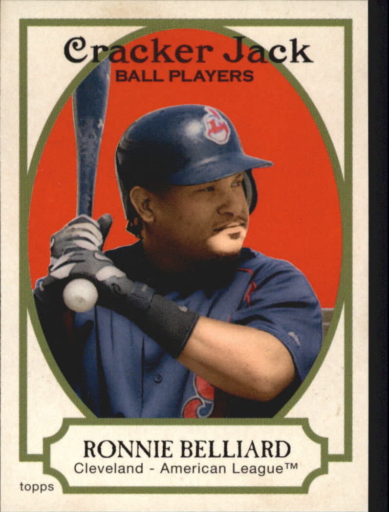 2005 Topps Cracker Jack #112 Ronnie Belliard SP