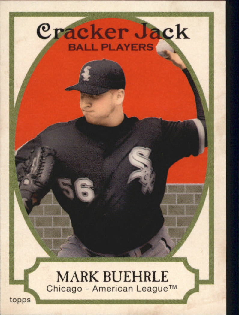 2005 Topps Cracker Jack #126 Mark Buehrle SP