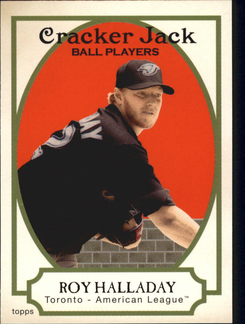 2005 Topps Cracker Jack #138 Roy Halladay