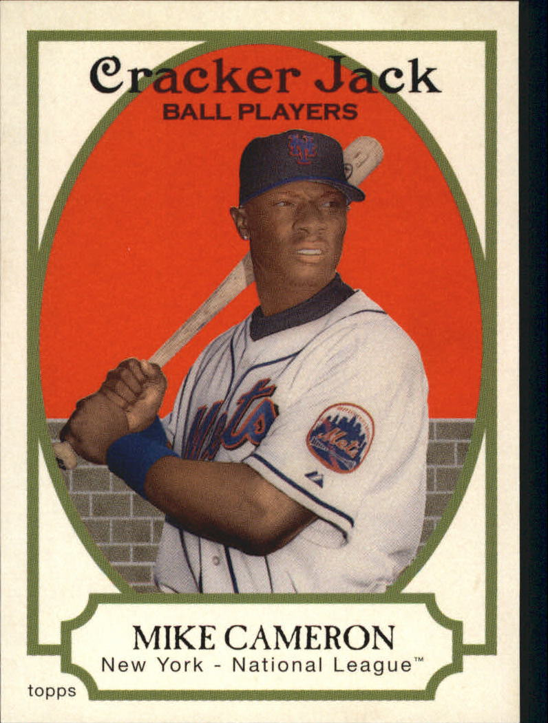 2005 Topps Cracker Jack #141 Mike Cameron
