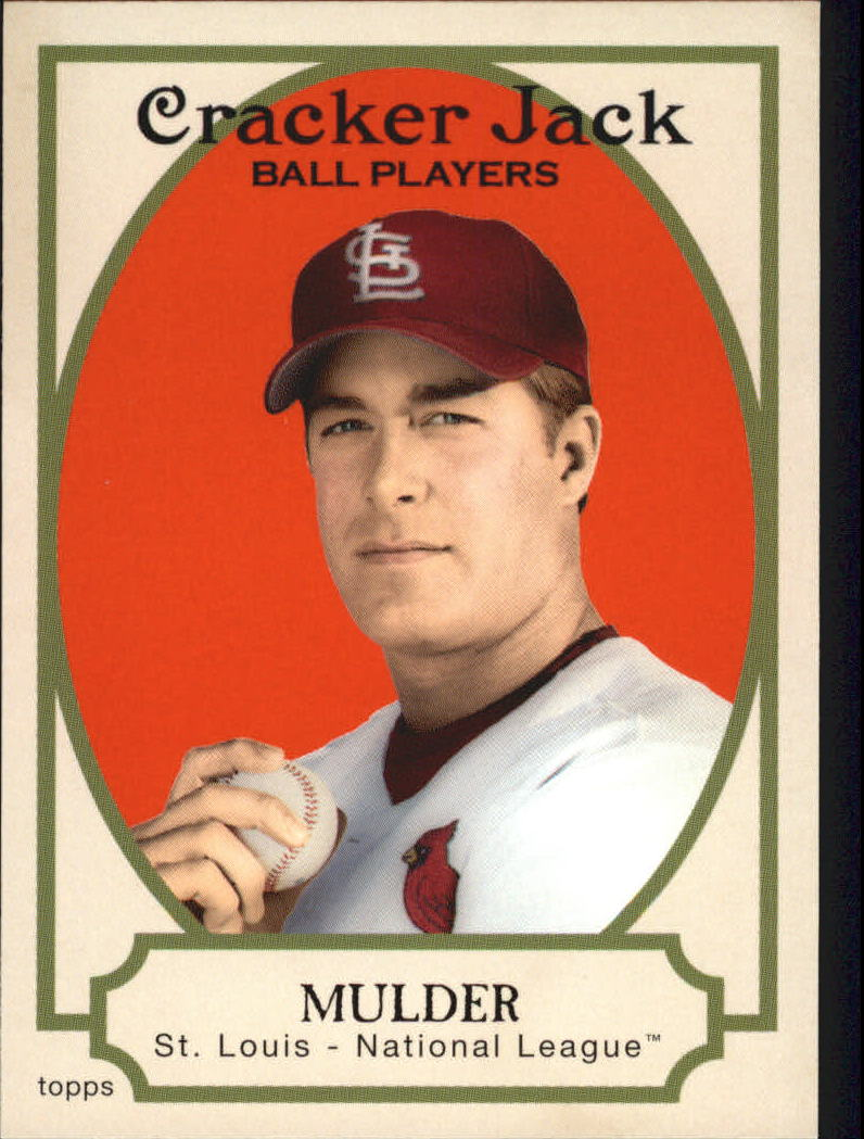 2005 Topps Cracker Jack #147 Mark Mulder